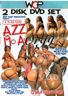 Azz And Mo Ass Orgy (Disc 2)