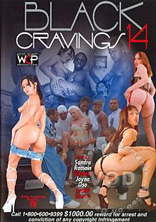 Black Cravings 14 Box Cover