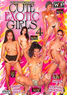 Cute Exotic Girls 4 Box Cover