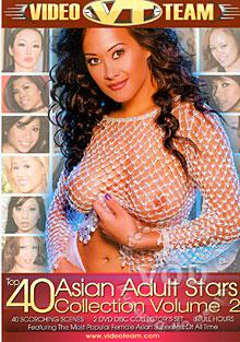 Top 40 Asian Adult Stars Collection 2 (Disc 2)