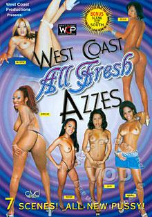 West Coast All Fresh Azzes Box Cover