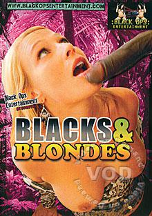 Blacks & Blondes Box Cover