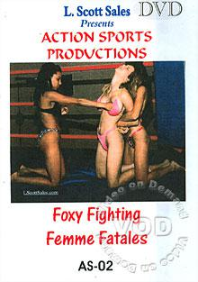 AS-02: Foxy Fighting Femme Fatales Box Cover