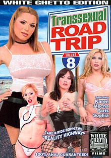 Transsexual Road Trip Volume 8 Box Cover