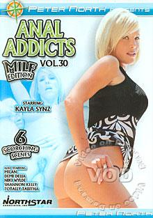 Anal Addicts VOL. 30 Box Cover
