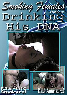 Drinking His DNA Box Cover