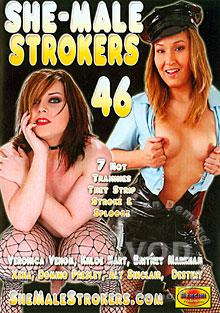 She-Male Strokers 46 Box Cover