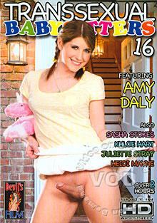 Transsexual Babysitters 16 Box Cover