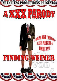 Finding Weiner Box Cover