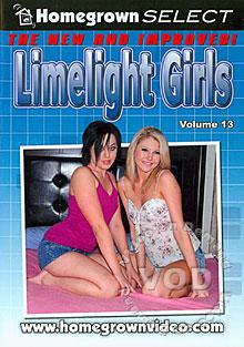 Limelight Girls Volume 13 Box Cover