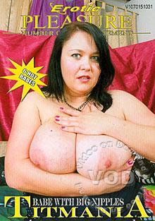 Titmania - Babe With Big Nipples Box Cover