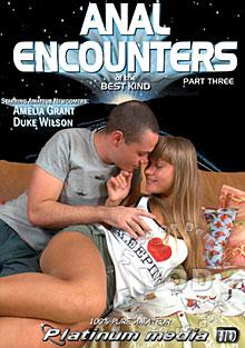 Anal Encounters Of The Best Kind - Part 3 Box Cover
