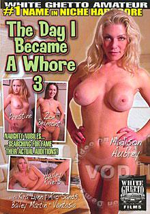 The Day I Became A Whore 3 Box Cover