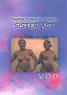 Sister Act Box Cover