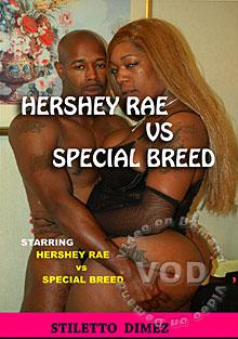 Hershey Rae vs. Special Breed Box Cover