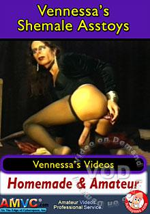 Vennessa's Shemale Asstoys Box Cover