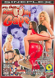 Rim My Gape Box Cover