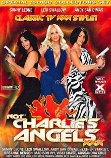 Not Charlie's Angels XXX (Disc 1) Box Cover