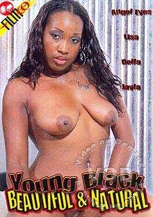 Young Black Beautiful & Natural Box Cover