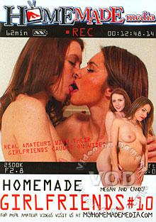 Home Made Girlfriends #10 Box Cover
