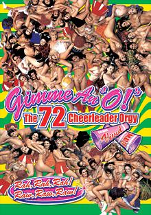 72 Cheerleader Orgy Box Cover