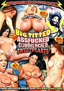 Big Titted Assfucked Cumdrenched Sweethearts Box Cover