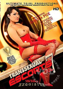 Transsexual Escorts 7 Box Cover