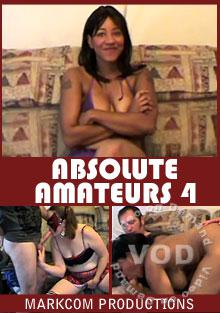 Absolute Amateurs 4 Box Cover