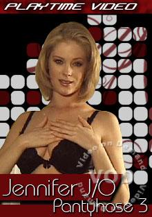 Jennifer J/O Pantyhose 3 Box Cover