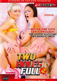 Two Holes Full #2 Box Cover