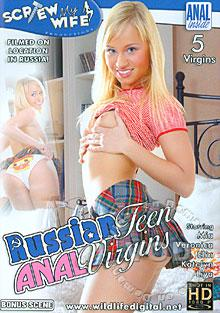 Russian Teen Anal Virgins Box Cover