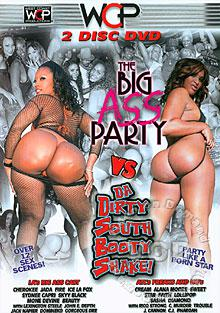 The Big Ass Party vs. Da Dirty South Booty Shake! (Disc 2) Box Cover