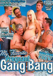 My Favorite Pregnant Gang Bang Box Cover