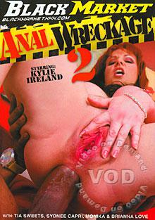 Anal Wreckage 2 Box Cover