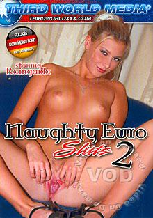 Naughty Euro Sluts 2 Box Cover