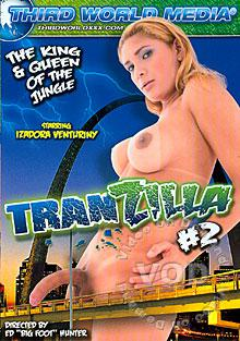 Tranzilla #2 Box Cover