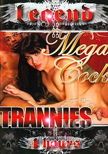 Mega Cock Trannies Box Cover