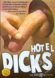Hotel Dicks Box Cover