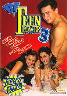 Bi Teen Power 3 Box Cover