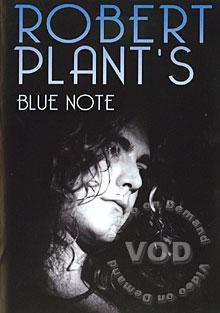 Robert Plant's Blue Note Box Cover