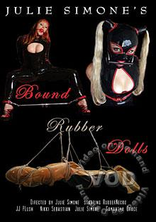 Bound Rubber Dolls Box Cover