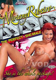 The Perfect She-Male Miriany Ribeiro Box Cover