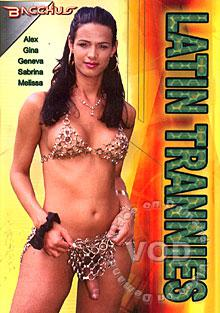 Latin Trannies Box Cover