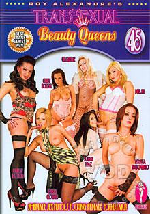 Transsexual Beauty Queens 45 Box Cover