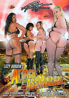 Lizzy Borden's Attack Of The Ass Munchers