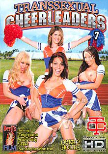 Transsexual Cheerleaders 7 Box Cover