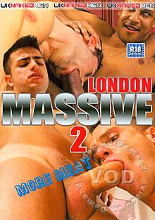 The London Massive 2 - More Meat Box Cover