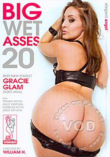 Big Wet Asses 20 Box Cover