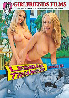 Lesbian Triangles Episode 23 Box Cover