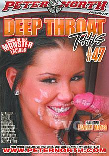 Deep Throat This #47 Box Cover